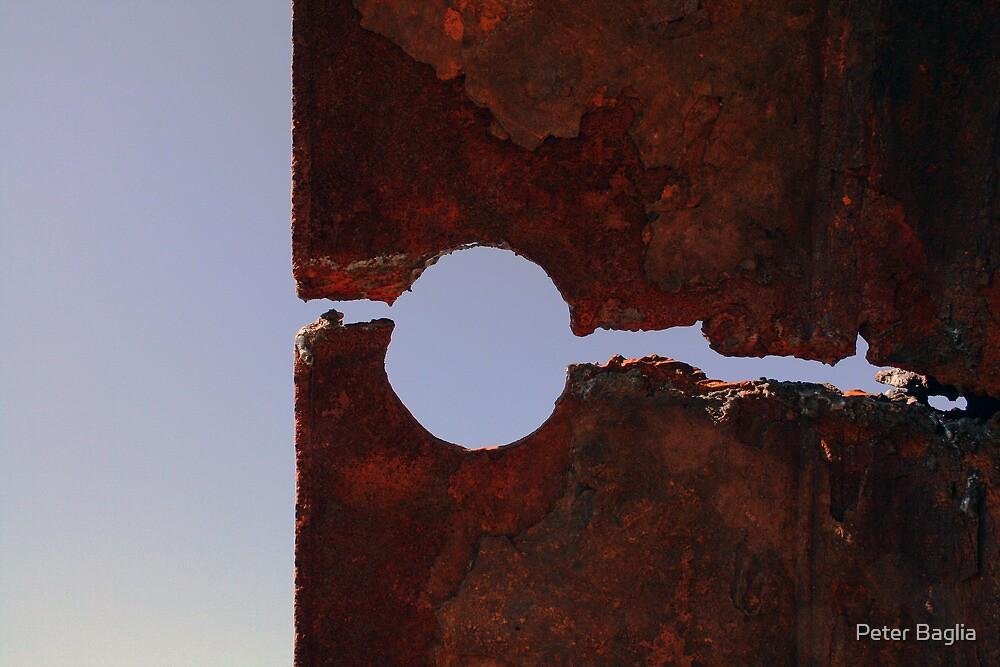 Keyhole by Peter Baglia