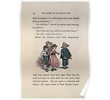 The Queen of Pirate Isle Bret Harte, Edmund Evans, Kate Greenaway 1886 0058 We Will Poster