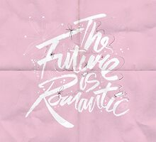The Future is Romantic - Phone Case by Adam Johannesson