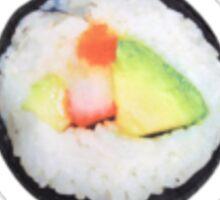 sushi bruh Sticker