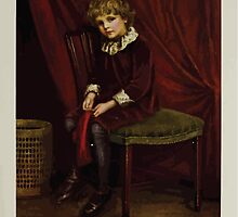 Kate Greenaway Collection 1905 0267 The Red Boy by wetdryvac