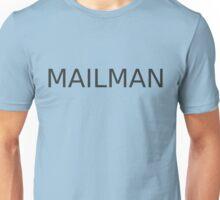 Mail Man Unisex T-Shirt