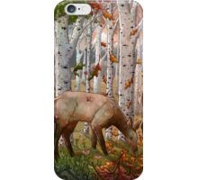 A Migration Through Time iPhone Case/Skin
