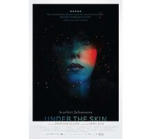 Under The Skin Poster Photographic Print