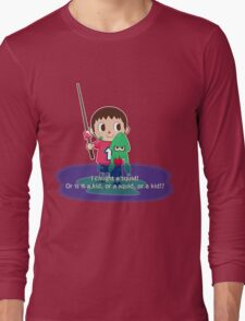 Fishing for Ink Long Sleeve T-Shirt