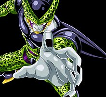 Perfect Cell by razor93