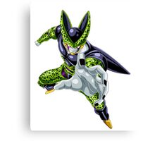 Perfect Cell Canvas Print