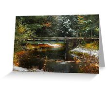 A Day to Reflect Greeting Card