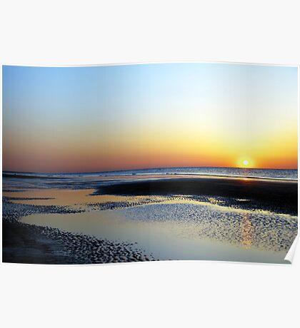 Sunrise at Hilton Head Poster
