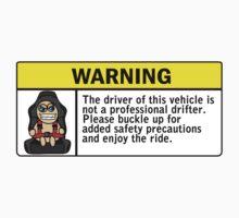 Warning - not a professional drifter by hoddynoddy