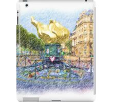Princess Diana Memorial iPad Case/Skin
