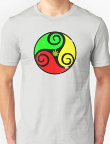 Reggae Love Vibes - Cool Weed Pot Reggae Rasta - Pouch T-Shirts and more T-Shirt