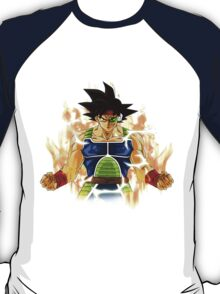 Bardock In Fire T-Shirt