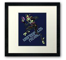 Krombopulos Michael Framed Print
