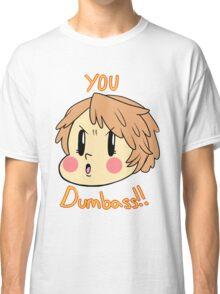 P4: Yosuke Hanamura - You DUMBASS! Classic T-Shirt