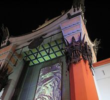 Grauman's Chinese Theatre by broerse1