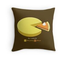 A Perfect Life - Geeky Gamer Shirt Throw Pillow