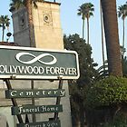 Hollywood Forever Cemetary by broerse1