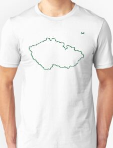"Czech Republic ""Citizen of the Earth"" large T-Shirt"