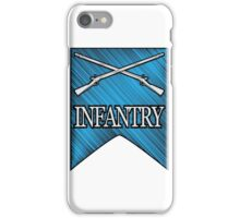 Crossed Infantry Muskets iPhone Case/Skin