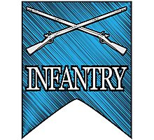Crossed Infantry Muskets Photographic Print