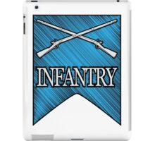 Crossed Infantry Muskets iPad Case/Skin