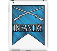 Crossed Infantry Muskets iPad Case/Skin