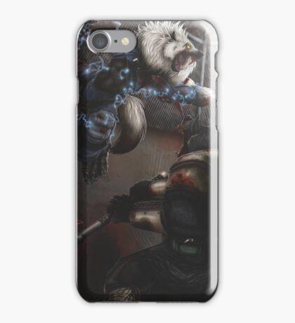 Cedric Vs Marcus iPhone Case/Skin
