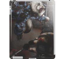 Cedric Vs Marcus iPad Case/Skin