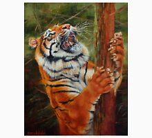 Tiger Chasing Prey Unisex T-Shirt