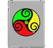 Reggae Love Vibes - Cool Weed Pot Reggae Rasta - Pouch T-Shirts and more iPad Case/Skin