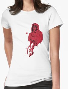 Masque of the Red Death Womens Fitted T-Shirt