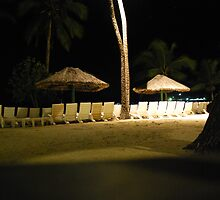 Fiji night life by Kinga  Przybysiak