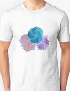 Truffula Tree Looking Watercolor Unisex T-Shirt