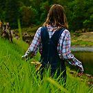 A Huck Finn Adventure by Laddie Halupa
