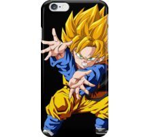 Goten DBZ iPhone Case/Skin
