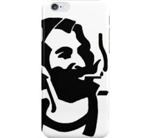 Zig Zag Man iPhone Case/Skin
