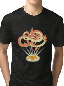 Wishing Type Y Tri-blend T-Shirt