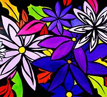 Flower Power by Cathy Gilday
