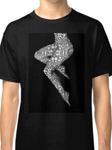 Suspended - Artistic Nude Stone Rock'd Art By Sharon Cummings Classic T-Shirt
