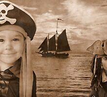 Little Boy's Dream by Linda Yates