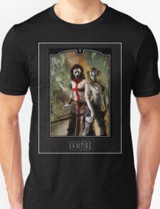 Jeanette Voerman & Christof Romuald  - Black T-Shirt