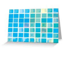 Cubed Greeting Card