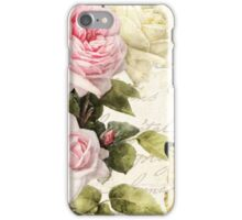 Florabella II  iPhone Case/Skin