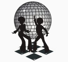 Retro Music DJ! Feel The Oldies! - Art Prints, T Shirts and Stickers Kids Clothes