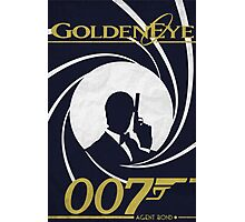 GoldenEye 007 - James Bond Poster/Print Photographic Print