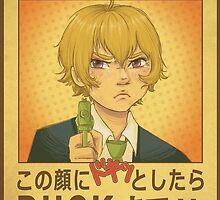 Enoshima's  Public Enemy #1 by Jill Rennie