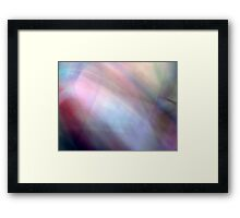 Abstract Composition #1 – April 25, 2010  Framed Print