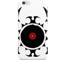 Retro Vinyl Records - Vinyl Tribal Spikes - Cool Vector Music DJ T-Shirt and Stickers iPhone Case/Skin