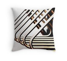 On the rack Throw Pillow